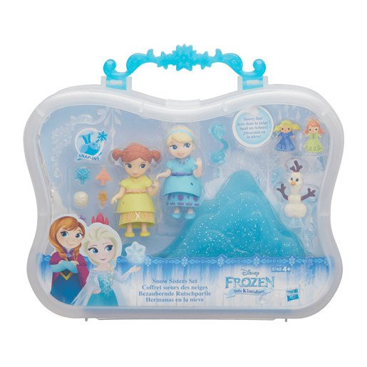 Picture of Disney Frozen Little Kingdom Snow Sisters Playset
