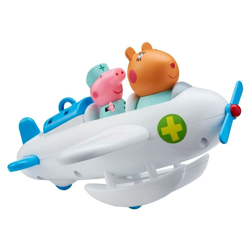 Picture of Peppa Pig Dr Hamster Veterinary Plane