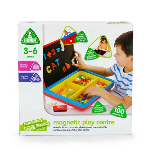 Picture of Early Learning Centre Magnetic Playcentre - Red