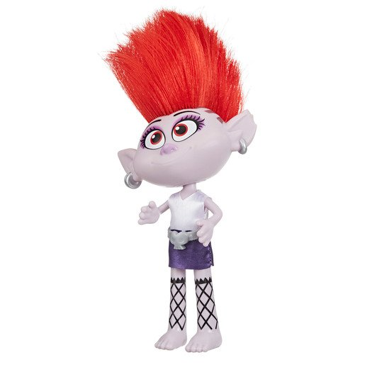 Picture of Dreamworks Trolls Work Tour Figure - Stylin Barb