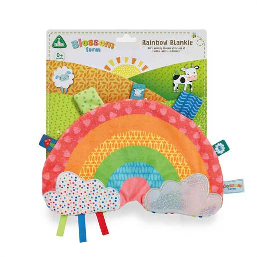 Picture of Blossom Farm Rainbow Blankie