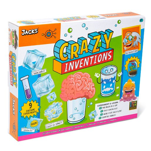 Picture of Jacks - Crazy Inventions