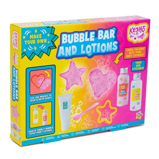 Picture of Kesho - Bubble Bar Lotion