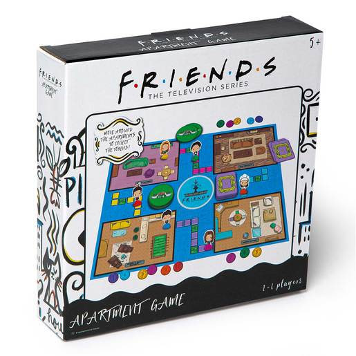 Picture of Friends Apartment Game