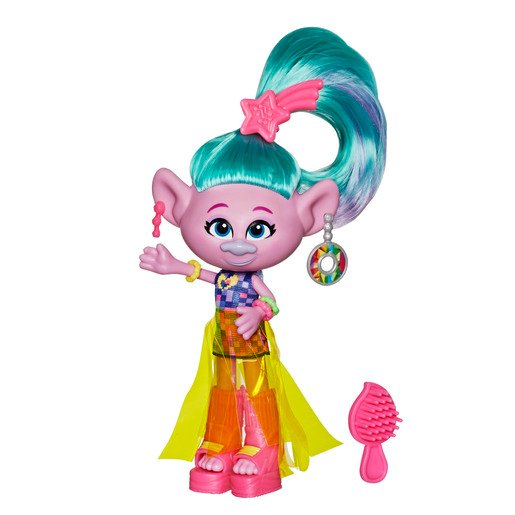 Picture of Dreamworks Trolls Work Tour Figure - Glam Satin