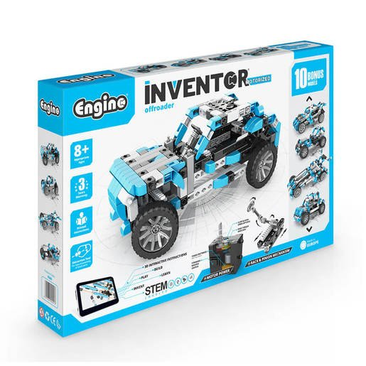 Picture of Inventor Motorized Construction Set – Offroader