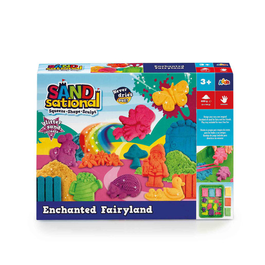 Picture of Sandsational Enchanted Fairyland Playset
