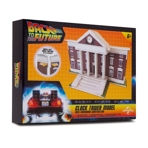 Picture of Back To The Future - 3D Tower Puzzle