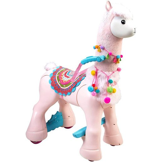 Picture of Feber My Lovely Llama Ride-On