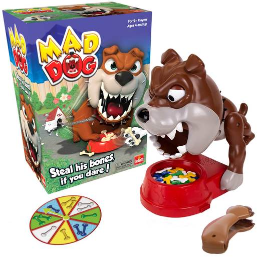 Picture of Mad Dog Game