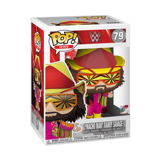 Picture of Funko Pop! WWE – Macho Man Randy Savage