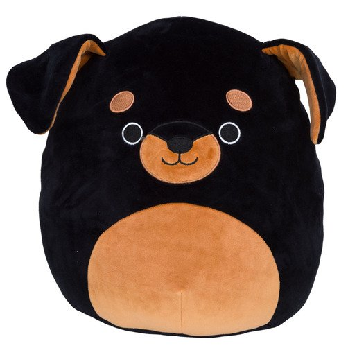 Picture of Squishmallows 18cm Plush  - Mateo the Rottweiler