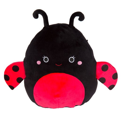 Picture of Squishmallows 18cm Plush  - Trudy the Ladybird