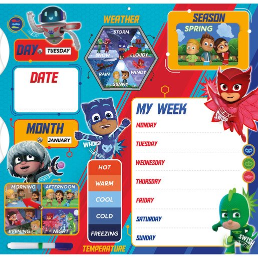 Picture of PJ Masks - My 1st Planner