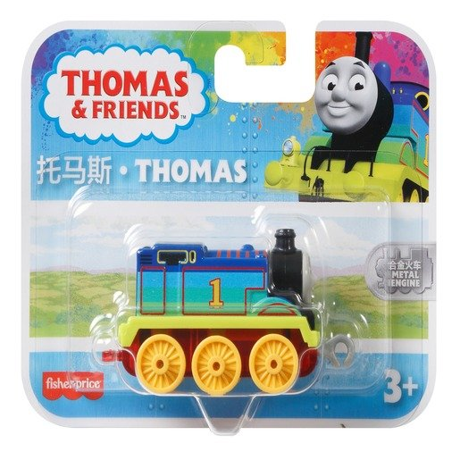 Picture of Thomas & Friends - Rainbow Thomas Train Engine