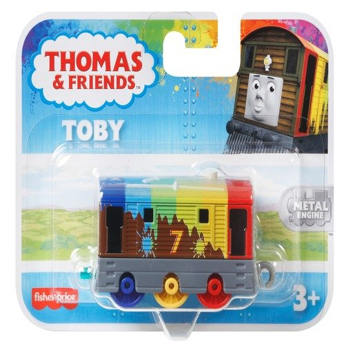 Picture of Thomas & Friends - Rainbow Toby Train Engine