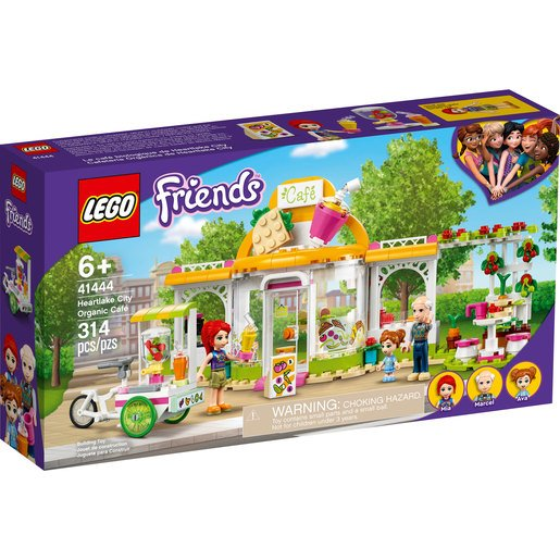 Picture of LEGO Friends Heartlake City Organic Café - 41444