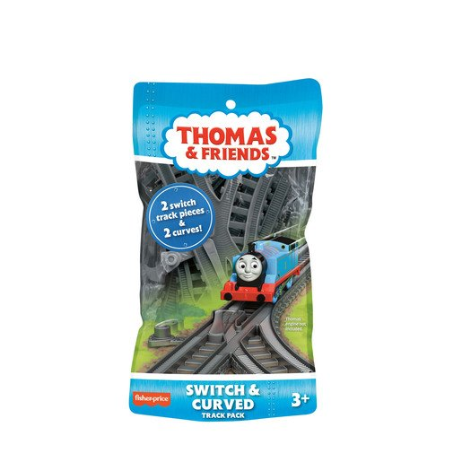 Picture of Thomas & Friends Trackmaster - Switch & Curved Track