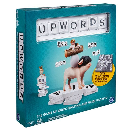 Picture of Upwords - Family Word Game