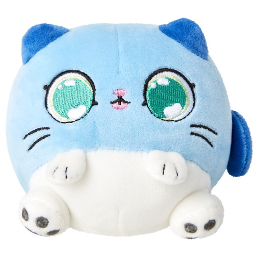 Picture of Kitten Catfe Scented Plush - Blue Gray