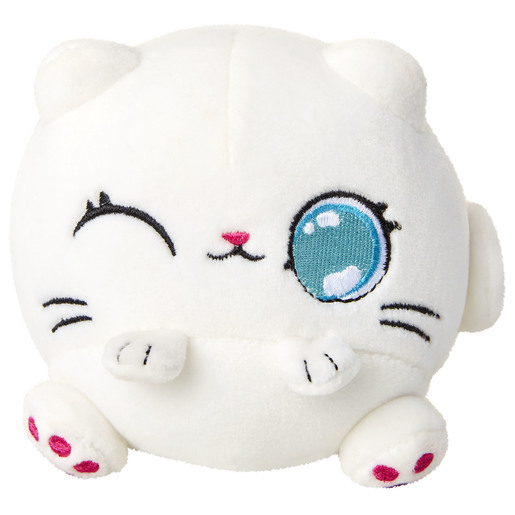 Picture of Kitten Catfe Scented Plush - White Persian