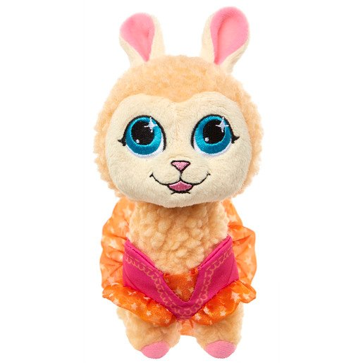 Picture of Who's Your Llama Plush #1 - Twirly Llama