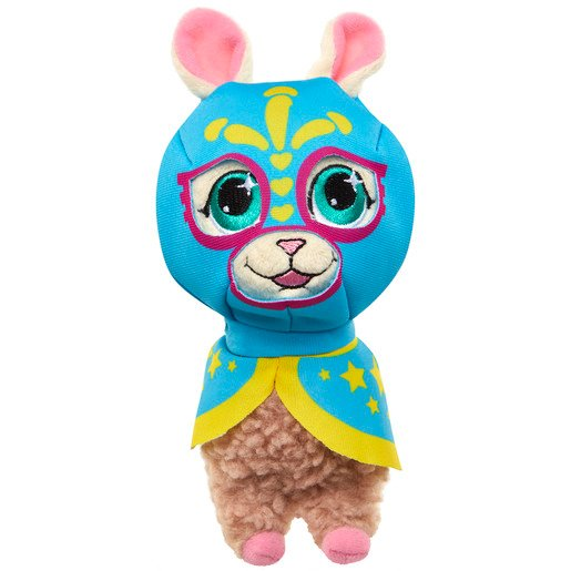 Picture of Who's Your Llama Plush #1 - Lucha Llama