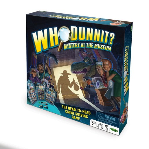 Picture of Yulu - Who Dunnit Game