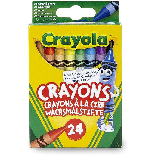 Picture of Crayola - 24 Assorted Crayons