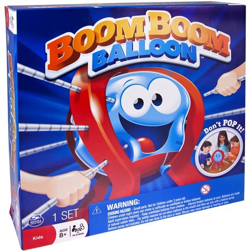 Picture of Boom Boom Balloon Game