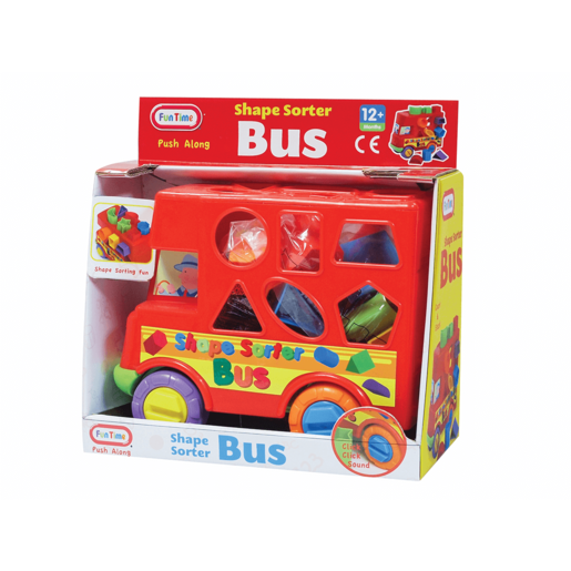 Picture of Fun Time Shape Sorter Bus