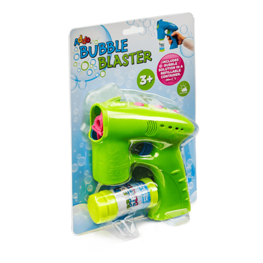 Picture of Addo Bubble Blaster Blue or Green (Colours vary)
