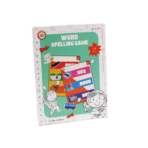 Picture of Word Spelling Game