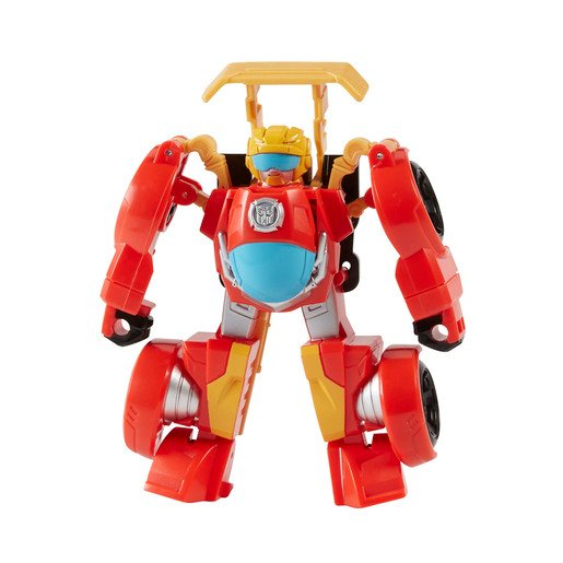 Picture of Transformers Rescue Bots Academy Figure - Hot Shot