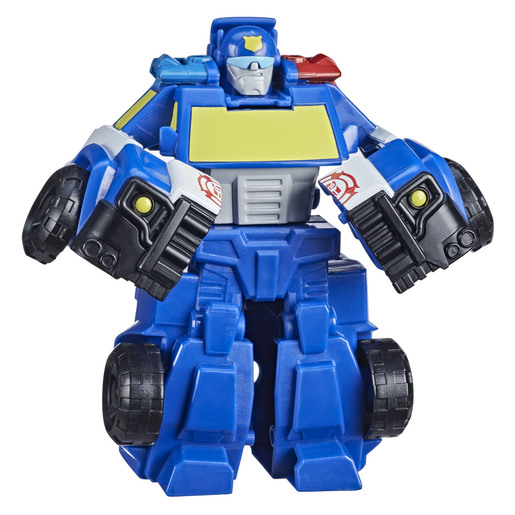 Picture of Transformers Rescue Bots Academy Figure - Chase