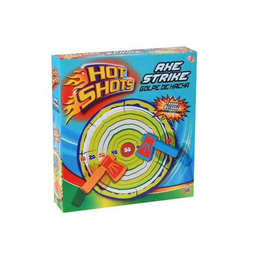 Picture of Hot Shot Battle Royale Axe Strike Game