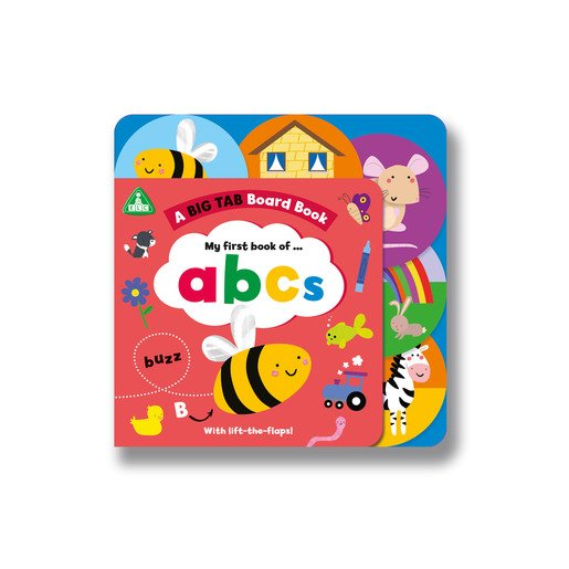 Picture of Early Learning Centre Big Tab World Book: ABC