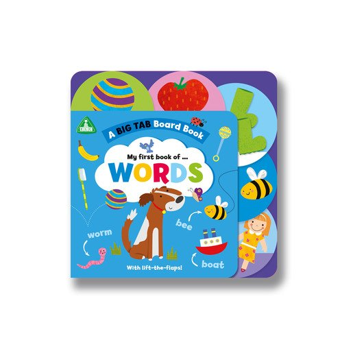 Picture of ELC: Big Tab World: Words