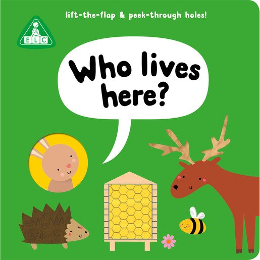 Picture of ELC: Peep Through LTF: Who Lives Here?