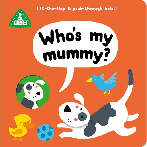Picture of ELC: Peep Through LTF: Who's My Mummy?