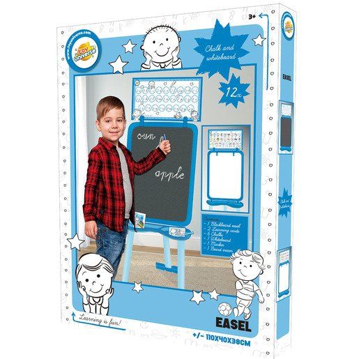 Picture of Toy Universe Easel - Blue