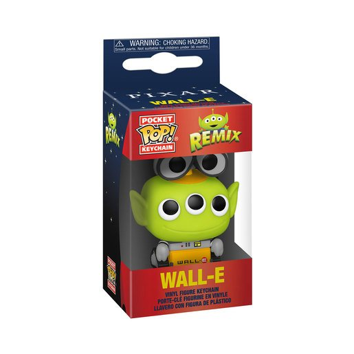 Picture of Funko Pop! Pocket Keychain: Wall-E Remix