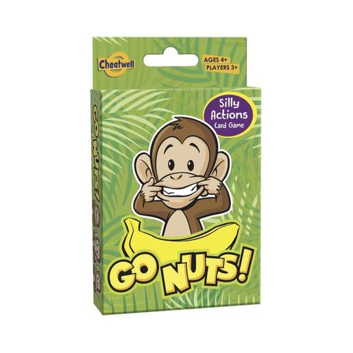 Picture of Go Nuts Card Game