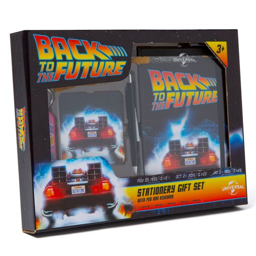 Picture of Back To The Future Stationery Gift Set