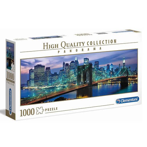 Picture of Clementoni Panorama Puzzle 1000 Pieces  - New York