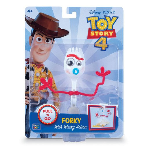 Picture of Toy Story -  Pull'n'Go Forky