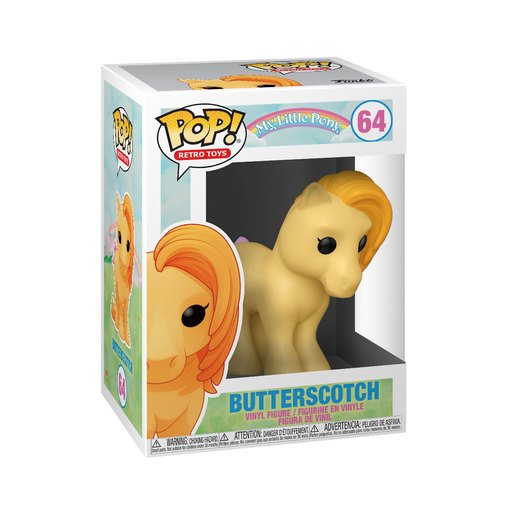 Picture of Funko Pop! My Little Pony: Butterscotch