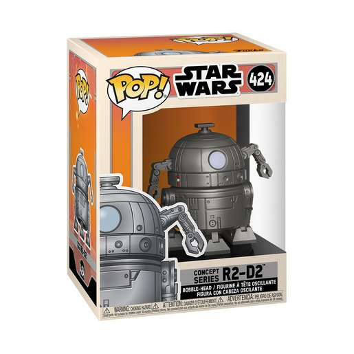 Picture of Funko Pop! Star Wars: R2D2