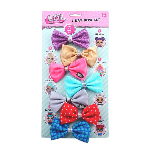 Picture of L.O.L Surprise! - 7 Day Bow Set (Styles Vary)