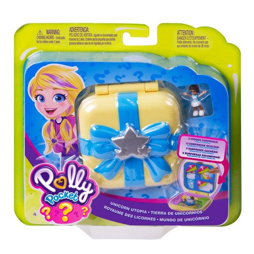Picture of Polly Pocket Playset: Unicorn Utopia